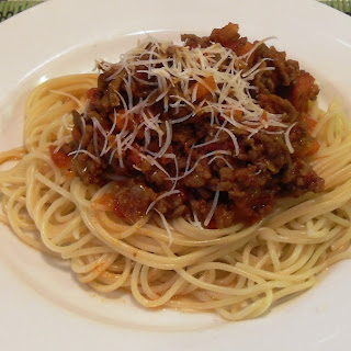 Simply Delicious Spaghetti Bolognese