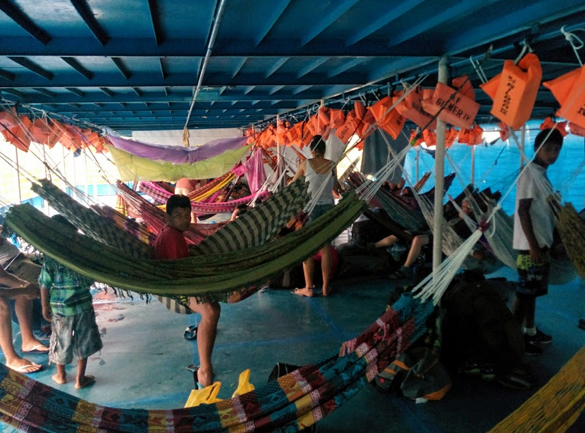 Hammocks - Amazon River