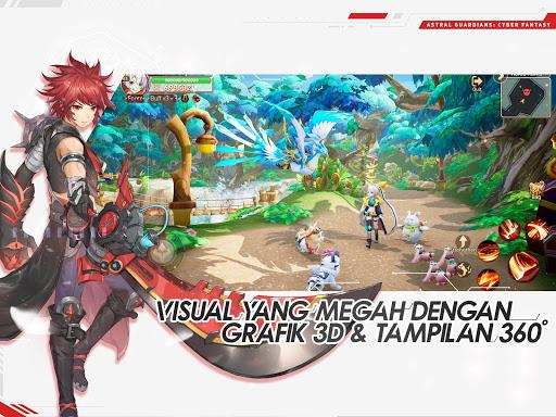 Astralu00a0Guardians:u00a0Cyber Fantasy screenshots 8