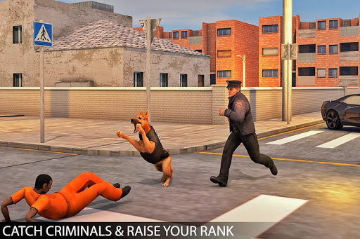 Download Police Dog Chase Mission Game on PC & Mac with