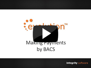 MAKING PAYMENTS BY BACS
