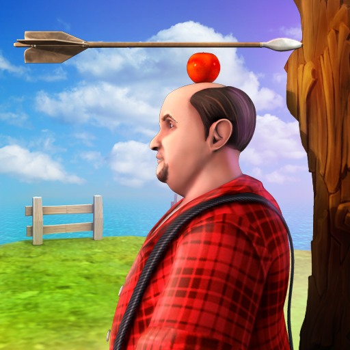 Apple Shooter with Online Friends (game)