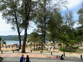 Photo: Patong sur l'île de Phuket