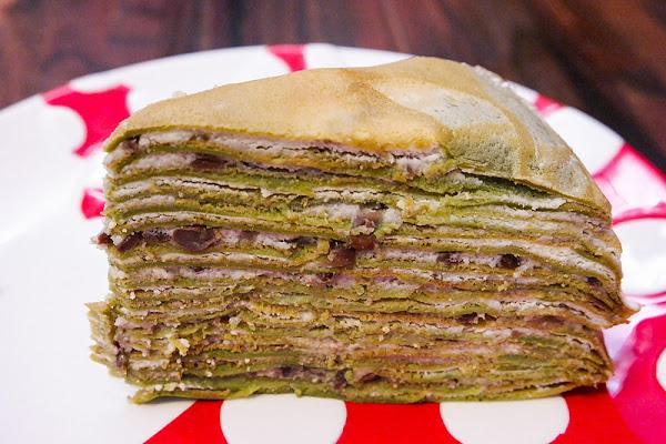 福米Cafe 千層蛋糕好吃!偶有限量版口味,巷弄內的日本風咖啡店!