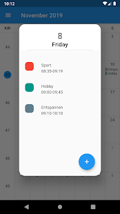 Download Zeitmanager For PC Windows and Mac apk screenshot 3