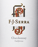 Logo for F.J. Serra Vineyards