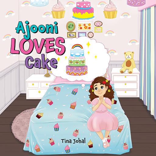 Ajooni Loves Cake cover