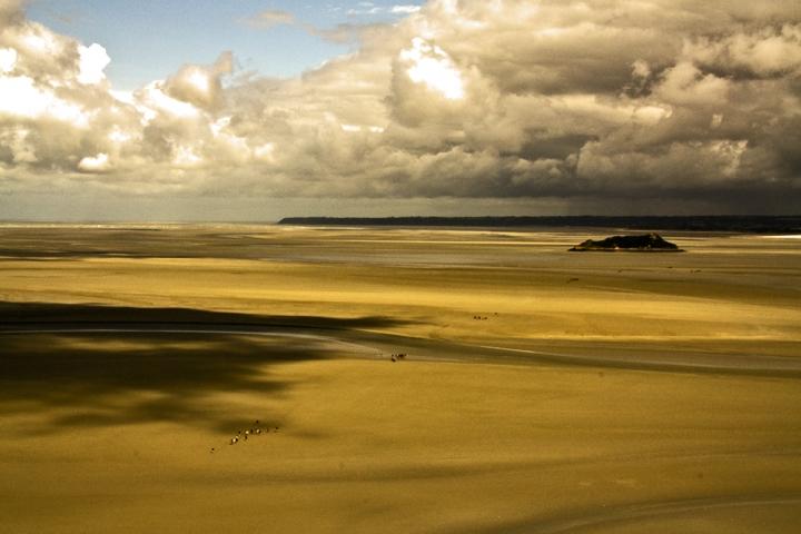 Nubi sul Deserto di steve76