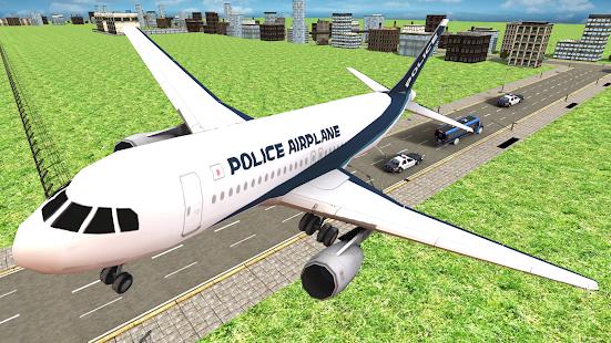 Prisoner Transport Airplane Simulator Games 2018 - náhled