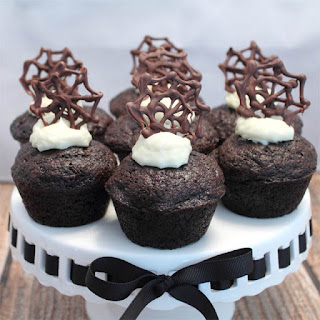 Chocolate Carrot Cupcakes- Cook for the Cure