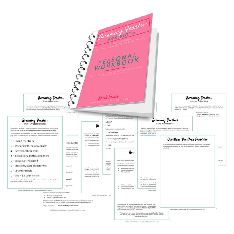 Fearless Workbook