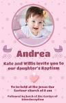 screenshot of Baptism Cards