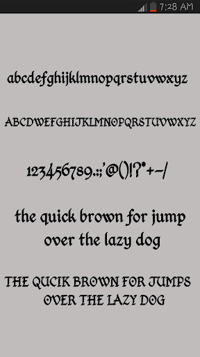 Silly Free Fonts