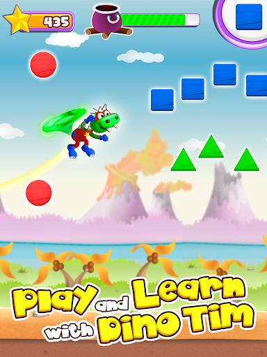 Dino Tim: Preschool Basic Math Apps for Android screenshot