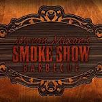 Logo for Myron Mixon's Smoke Show Barbecue
