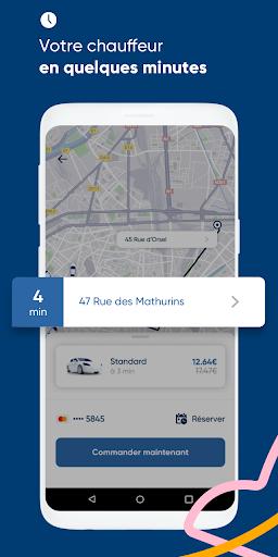 Kapten - Votre chauffeur VTC dès 6€ screenshot