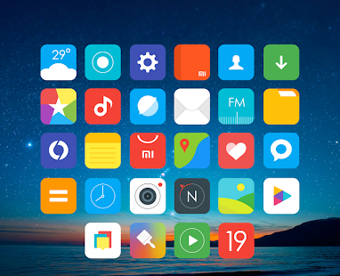 My 8 Premium - Icon Pack Screenshot