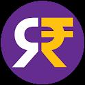 RapidRupee Instant Loan App, Personal Loans Online icon