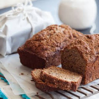 Light-and-Luscious Banana Bread.