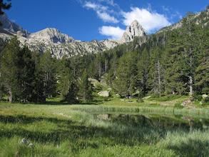 Photo: Vall d'Estós:  ibonet de Batisielles