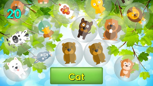 Zoo Bubble Pop 1.5.4 screenshots 1
