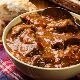 Soothing Beef Stew.