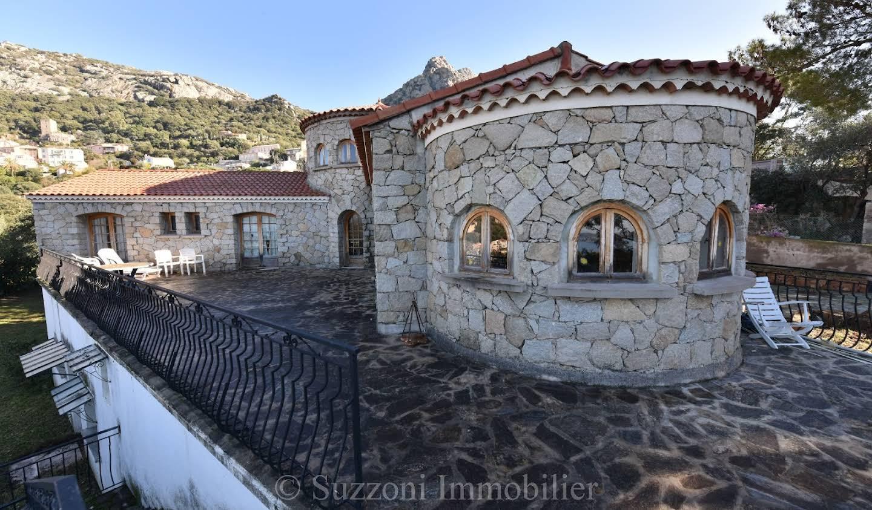 Maison avec jardin et terrasse Lumio