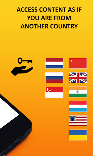 Webzilla Unlimited Free VPN 2.0.3 screenshots 4