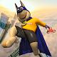 Flying Dog hero: Fidget hero Crime City (game)