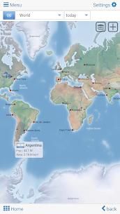 World atlas & world map MxGeo Pro APK [Latest] 1