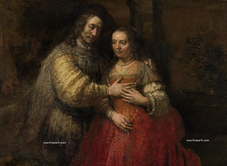 Rembrandt: Maestro del barroco holandés - TrianartsTrianarts
