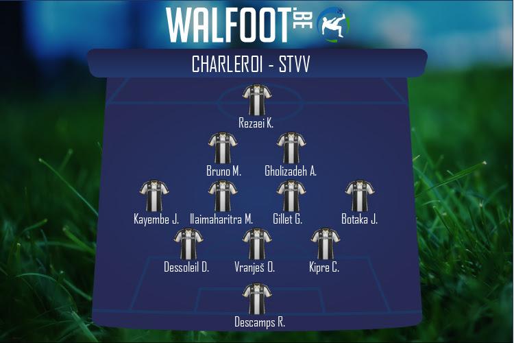 Charleroi (Charleroi - STVV)