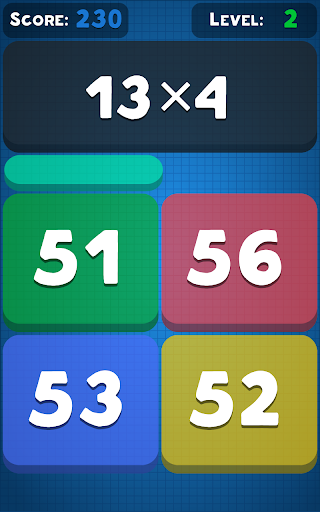Math game: times tables and solving problems apkmind screenshots 4