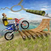 Frontier Bike - Tricks Trail Stunt Master