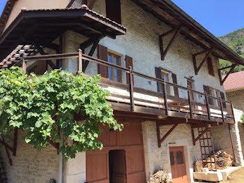 maison à Cheignieu-la-Balme (01)