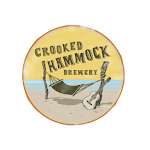 Logo of Crooked Hammock Surfveza Key Lime