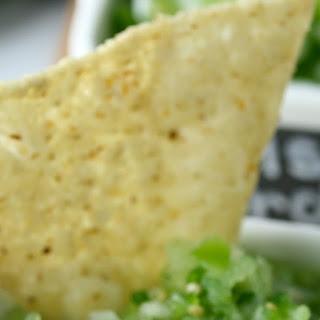 Fresh Salsa Verde.