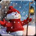 Christmas HD Live Wallpaper icon