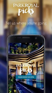 PARKROYAL Picks- screenshot thumbnail
