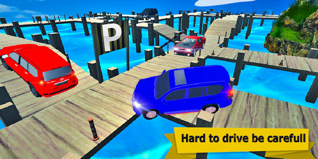 Impossible Prado Car Parking Simulator Game 2018 - náhled