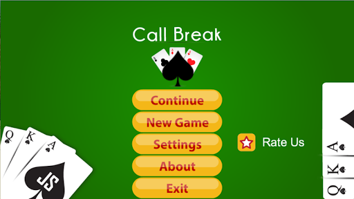 Call Break++  gameplay | by HackJr.Pw 5