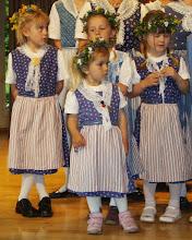 Photo: Auch die Jüngsten sind bereit