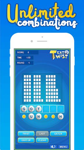 Text Twist 2 9.4 screenshots 3