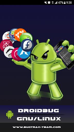 Download All Droidbug GNU/Linux PRO 1