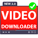 Full Movie Video Player 2.0 icon