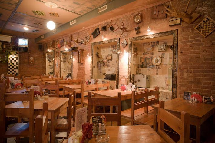 Фото №3 зала Золотая вобла на Покровке