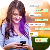 Fake Chat with Bhabhi : Fake Video Call
