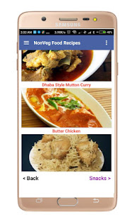 Indian food recipes apps on google play screenshot image forumfinder Images