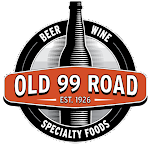 Logo for Old 99 Road Wine Shop & Specialty Foods