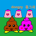 Dongry Find me icon